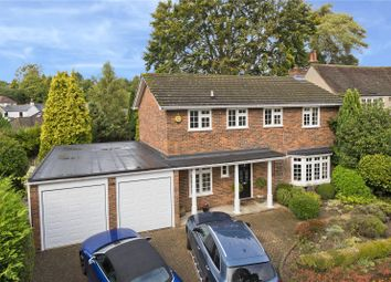 Thumbnail 4 bed detached house for sale in Longhope Drive, Wrecclesham, Farnham, Surrey