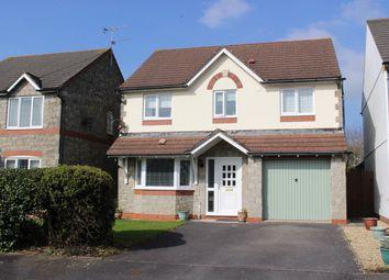 Thumbnail 4 bed detached house for sale in Cwrt Syr Dafydd, Llantwit Major