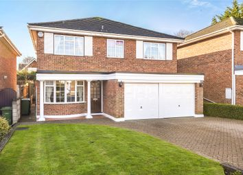 Thumbnail 5 bed detached house for sale in Henson Close, Locksbottom, Kent