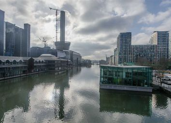 Thumbnail 2 bed flat for sale in Baltimore Tower, Canary Wharf, London