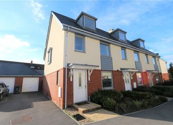 Thumbnail 4 bed end terrace house for sale in Freemantle Road, Romsey, Hampshire