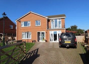 Thumbnail 5 bedroom detached house for sale in Court Drive, Cullompton