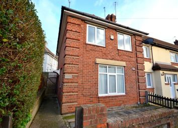 Thumbnail 3 bed terraced house for sale in Rothesay Road, Kingsley, Northampton