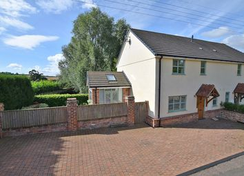 Thumbnail 3 bed semi-detached house for sale in Ebford Lane, Ebford, Exeter