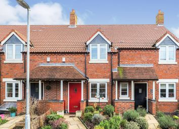 Thumbnail 2 bed town house for sale in East End, Long Clawson, Melton Mowbray