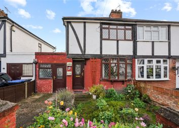 Thumbnail 3 bed semi-detached house for sale in Bois Hall Road, Addlestone, Surrey