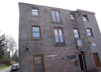 Thumbnail 1 bed flat to rent in Kinpurnie View Apartments, Commercial Street, Newtyle