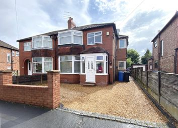 Thumbnail 4 bed semi-detached house for sale in Hodgson Drive, Timperley, Altrincham