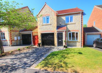 Thumbnail 3 bed detached house for sale in Oakwell Court, Hamsterley Colliery, Newcastle Upon Tyne