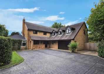 Thumbnail 5 bed detached house for sale in The Spinney, Launton, Bicester