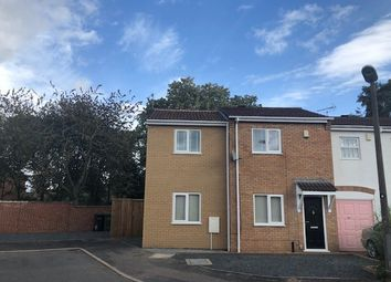 Thumbnail 3 bed end terrace house to rent in Crimscote Close, Shirley, Solihull, West Midlands