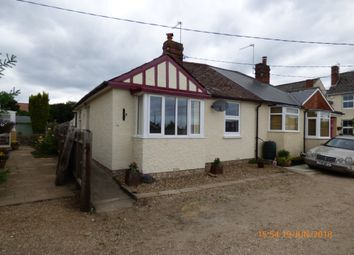 Thumbnail 2 bed semi-detached bungalow to rent in Homefield Avenue, Beccles