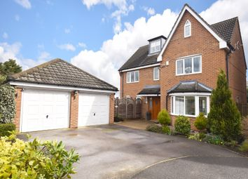Thumbnail 5 bed detached house for sale in Bittern Croft, Horbury, Wakefield