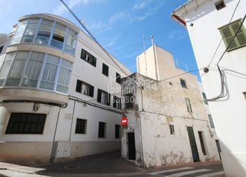 Thumbnail 3 bed town house for sale in Mahon Centro, Mahon, Balearic Islands, Spain