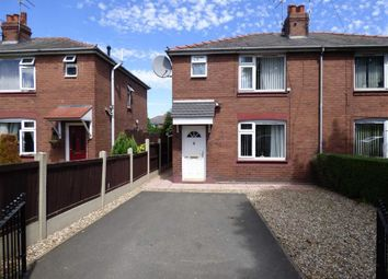 Thumbnail 3 bedroom semi-detached house for sale in Badger Avenue, Crewe