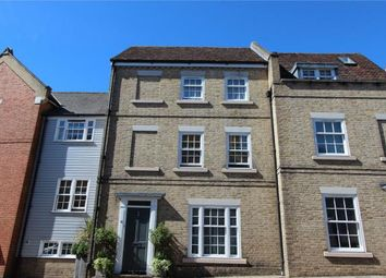 Thumbnail 4 bed terraced house for sale in High Street, Saffron Walden, Essex