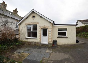 Thumbnail 2 bed semi-detached bungalow to rent in Northcott Mouth Road, Poughill, Cornwall