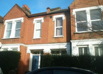 Thumbnail 2 bed maisonette to rent in Briscoe Road, Colliers Wood, London