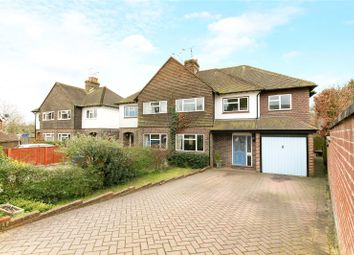 Thumbnail 5 bed semi-detached house for sale in Madan Road, Westerham, Kent