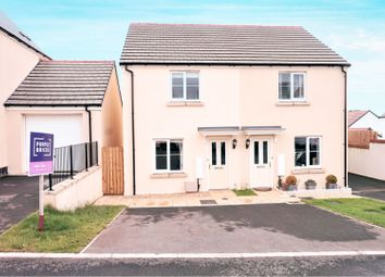 Thumbnail 2 bed semi-detached house for sale in Tannery Close, South Molton