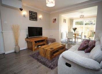 Thumbnail 2 bed terraced house for sale in Brent Close, Woodbury, Exeter