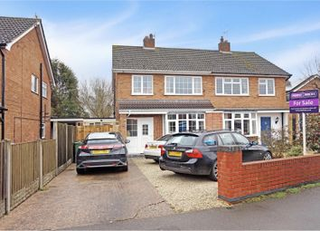 Thumbnail 4 bed semi-detached house for sale in Balmoral Road, Mountsorrel