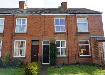 Thumbnail 2 bed terraced house for sale in Ratby Road, Leicester