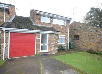 Thumbnail 4 bed link-detached house to rent in Hawthornes, Tilehurst, Reading