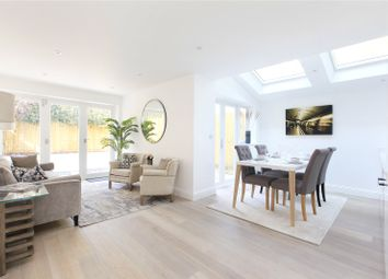 Thumbnail 3 bed flat for sale in Chelsham Road, Clapham, London