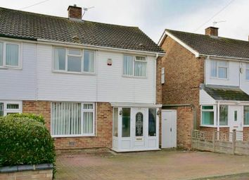 Thumbnail 4 bedroom semi-detached house for sale in Kestrel Crescent, Oxford