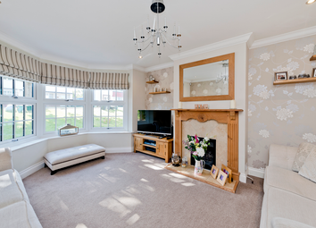 Thumbnail 4 bed semi-detached house for sale in Leamington Avenue, London