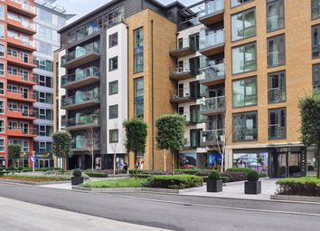 Thumbnail 2 bed flat for sale in Junipor Drive, London