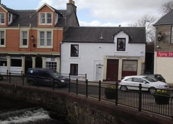 Thumbnail 1 bed flat to rent in Bridge Street, Strathaven