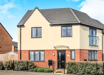 Thumbnail 3 bedroom semi-detached house for sale in Chamberlain Way, Gunthorpe, Peterborough