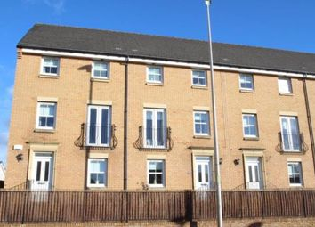 Thumbnail 4 bed terraced house for sale in Brennan Crescent, Airdrie, North Lanarkshire
