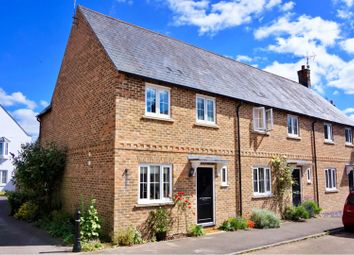 Thumbnail 3 bed end terrace house for sale in Deverel Road, Dorchester