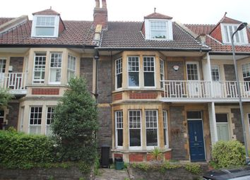 Thumbnail 5 bed terraced house for sale in St Helena Road, Westbury Park, Bristol
