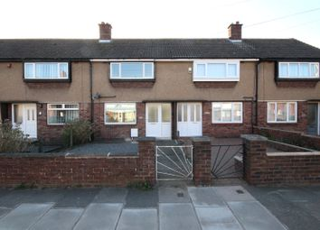 Thumbnail 2 bed terraced house for sale in 182 Blackwell Road, Carlisle, Cumbria