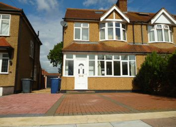 Thumbnail 4 bed semi-detached house for sale in Oakwood Drive, Edgware
