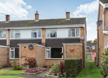 Thumbnail End terrace house for sale in Fairview Close, Romsey
