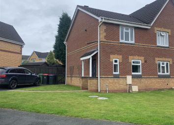 Thumbnail 2 bed semi-detached house to rent in Yellowstone Close, St. Georges