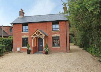 Thumbnail 3 bed detached house for sale in Lyndhurst Road, Landford, Salisbury