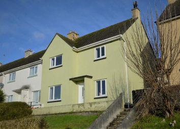 Thumbnail 3 bed end terrace house for sale in Lanchard Road, Liskeard, Cornwall