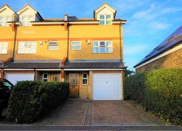 Thumbnail 4 bed end terrace house for sale in 6 Fashoda Road, Bromley
