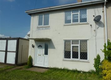 Thumbnail 3 bed semi-detached house to rent in Fern Lea Grove, Bolton-Upon-Dearne, Rotherham