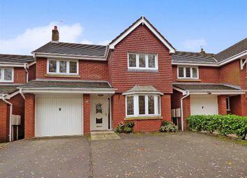 Thumbnail 4 bedroom detached house for sale in Botesworth Gardens, Westport Lake, Stoke-On-Trent