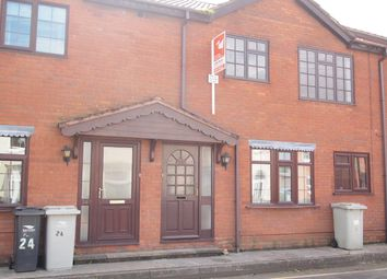 Thumbnail 2 bed flat for sale in Reynard Street, Spilsby