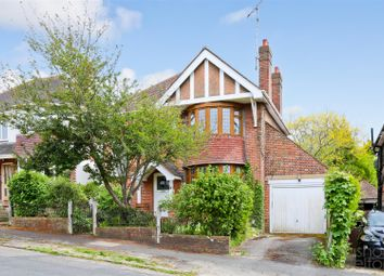 Thumbnail 4 bed detached house for sale in Withdean Crescent, Brighton