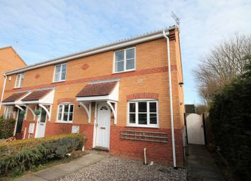 Thumbnail 2 bed end terrace house to rent in Guscott Close, Lowestoft