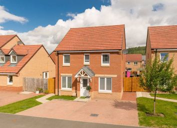 Thumbnail 3 bed detached house for sale in 4 Kittlegairy Park, Peebles